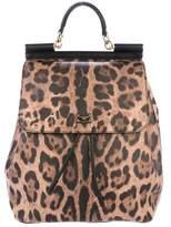 Dolce & Gabbana Miss Sicily Backpack