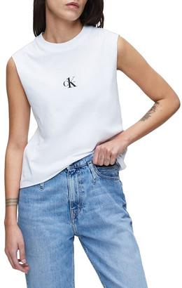 Calvin Klein Jeans Small Logo Regular Tee