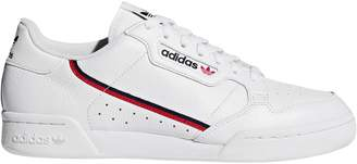 adidas Continental Lace-Up Leather Sneakers
