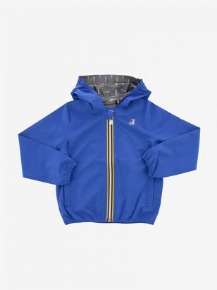K-Way Jourdain Nylon Sweatshirt With Hood