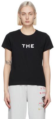 Marc Jacobs Black The T-Shirt