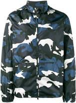 Valentino camouflage windbreaker