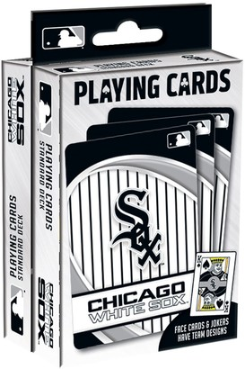 Chicago White Sox Playing Cards