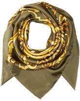 Versace Baroque Print Scarf Scarves