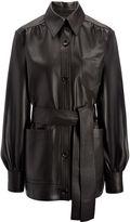 Joseph Matt Nappa Leather Saul Jacket