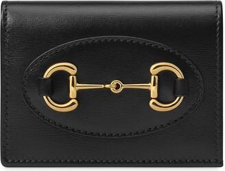 Gucci 1955 Horsebit card case