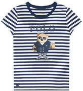 Polo Ralph Lauren Polo Bear Striped T-Shirt