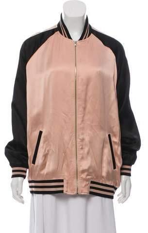 4976b0965f8 Saint Laurent Bomber Women's Jackets - ShopStyle