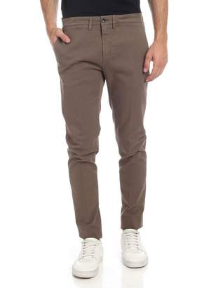 DEPARTMENT 5 Department5 Trousers Cotton