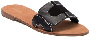 Diane von Furstenberg Link Slide Sandal
