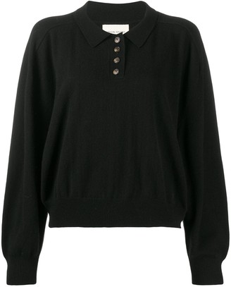 LOULOU STUDIO Relaxed Cashmere Shirt