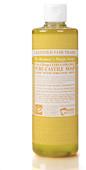 Dr. Bronner's Organic Citrus Castile Liquid Soap 472ml