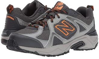 New Balance T481v3 (Black/Magnet 2) Men's Shoes