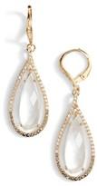 Judith Jack Women's Teardrop Earrings