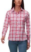 Columbia Silver Ridge Lite Plaid Long-Sleeve Shirt - Women's