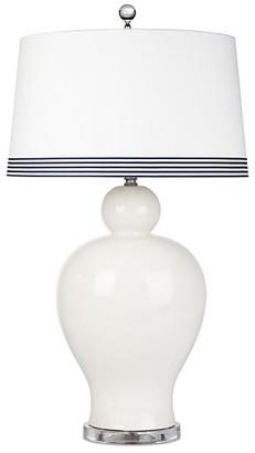 Barclay Butera For Bradburn Home Payton Coast Table Lamp - Cream