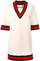 Gucci GG Web stretch cricket dress