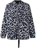 Marni Flutter print jacket