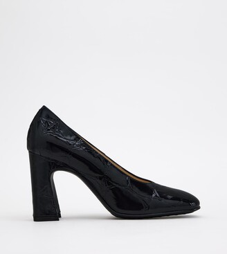 Tod's Slide Pumps in Leather