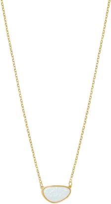 Ettika Opal Pendant Necklace