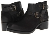 McQ by Alexander McQueen Military Flat Boot (Black) - Footwear