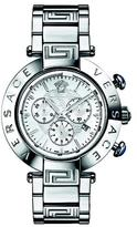 Versace Reve Chrono Collection VQZ070015 Men's Stainless Steel Quartz Watch