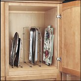 Rev-A-Shelf - 597-18CR-52 - Single 18 in. Chrome Bakeware and Tray Divider