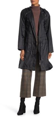 Eileen Fisher Hooded Nylon Jacket