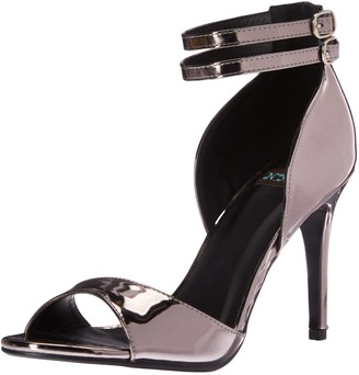 N.Y.L.A. Women's Mirror Dress Pump