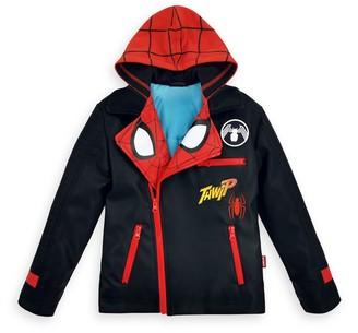 Disney Spider-Man Rescue Hooded Jacket for Boys