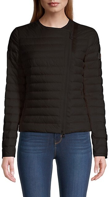 Thumbnail for your product : Peuterey Dalasi Asymmetrical Zip Down Puffer Jacket
