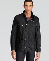 Barbour Enfield Wax Field Jacket