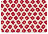 Bed Bath & Beyond Bungalow Flooring New Wave Ikat Red Doormat