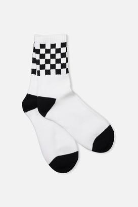 Retro Sport Sock