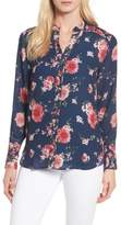 KUT from the Kloth Women's Liliana Floral Blouse