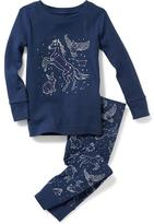 Old Navy Constellations Graphic Sleep Set for Toddler & Baby