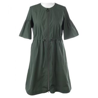 Akris Green Cotton Dresses