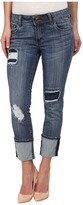 KUT from the Kloth Cameron Straight Leg Jeans in Extreme
