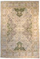 F.J. Kashanian Sienna Hand-Knotted Wool Rug