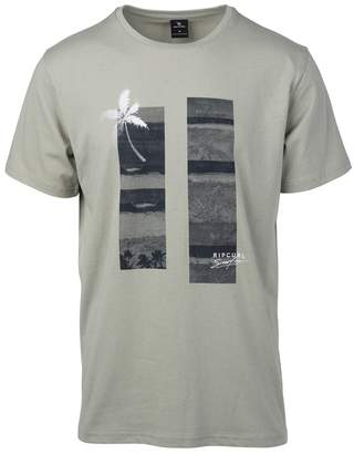 Rip Curl Printed Short-Sleeved T-Shirt