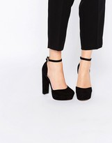 Asos PHOTOBOX Platform Shoes