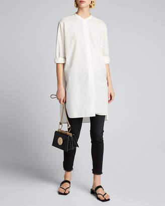 Nili Lotan Loria Tunic Shirt