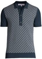 Orlebar Brown Rushton Intarisa Polo Shirt
