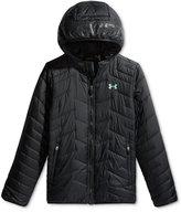Under Armour Hooded Jacket, Big Girls (7-16)