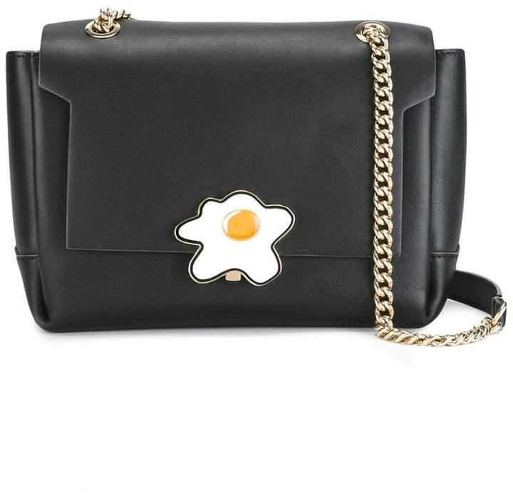 Anya Hindmarch Bathurst Lock Egg crossbody bag