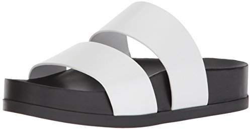 Via Spiga Women's Milton Pool Slide Sandal,10.5 Medium US