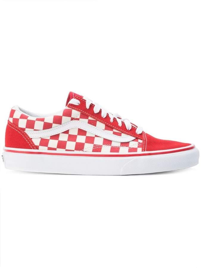 09b3216f89a0f5 For Shoes Uk Men Shopstyle Red Vans cqS35LA4Rj