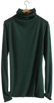 Petit Bateau Women's light cotton fine sweater