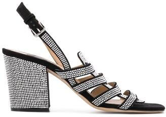 Sergio Rossi SR Demetra studded sandals