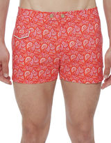 Parke & Ronen Lido Printed Swimming Trunks